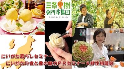 【新潟県】にいがた暮らしセミナー