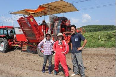 【北海道】置戸町で田舎暮らし体験しませんか?&農村生活体験「地遊人(じゆうじん)」説明会